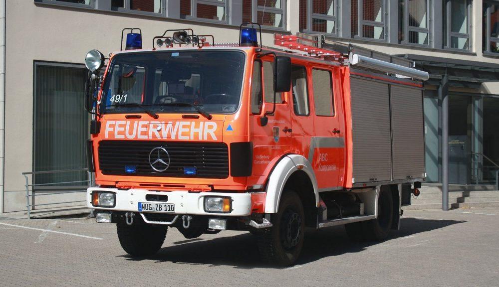 Löschgruppenfahrzeug 16